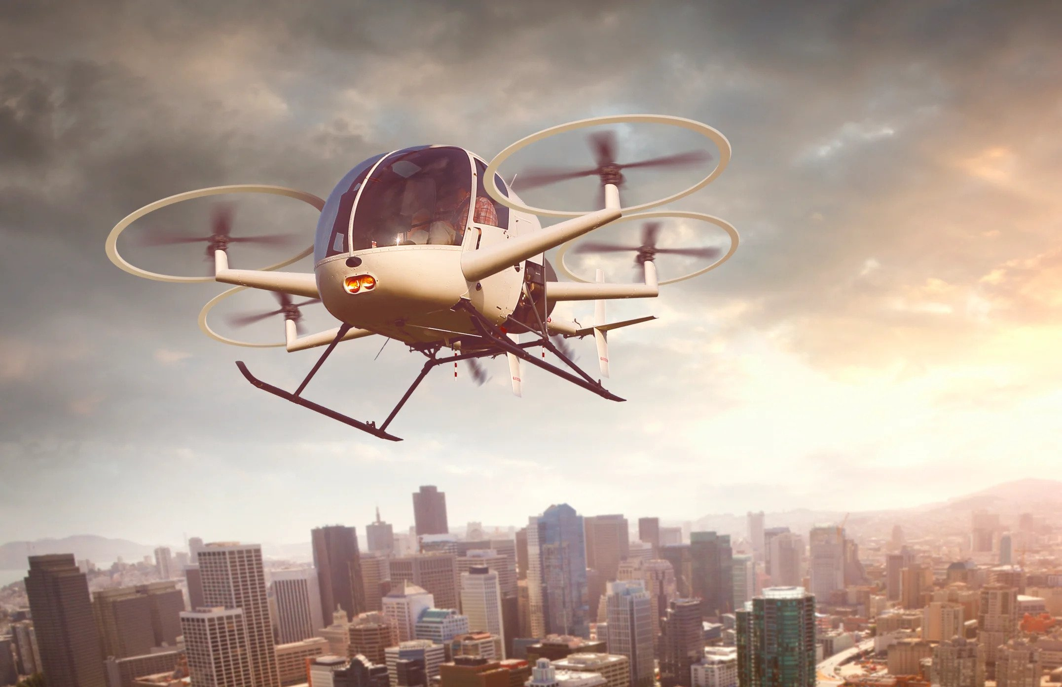 Air Taxi- Getty Images